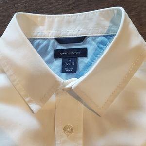Boys tommy Hilfiger shirt
